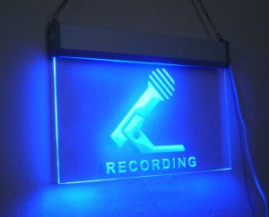 BlueRecording